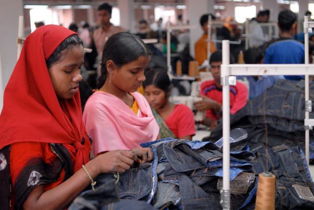 Welfare of labour in bangladesh